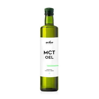 MCT olje, 500 ml