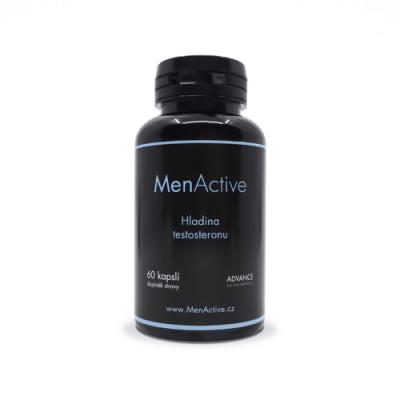 MenActive, raven testosterona