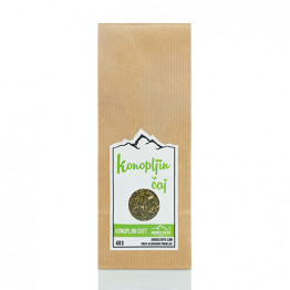 Konopljin čaj iz vršičkov konoplje, 40 g