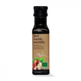 Lešnikovo olje - BIO, 100 ml