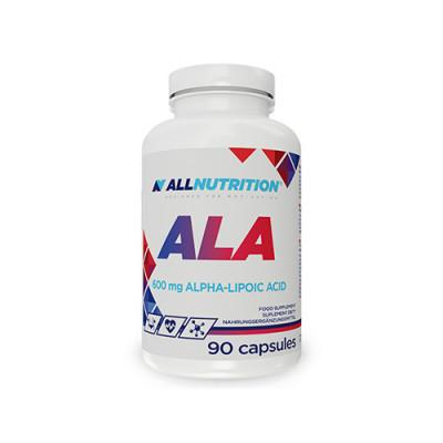 Alfa lipoična kislina ALA, 90 kapsul