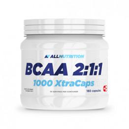 BCAA 2:1:1, 180 kapsul