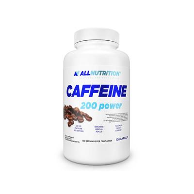 Kofein 200 mg, 100 kapsul