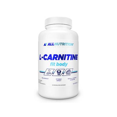 L-karnitin, 120 kapsul