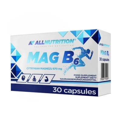 Magnezij + B6