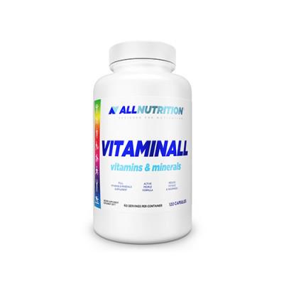 ALL Vitamini in minerali, 120 kapsul