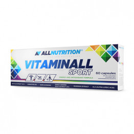 Vitaminall SPORT, 60 kapsul