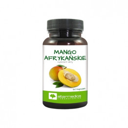 Afriški mango, 60 kapsul
