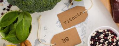 Folat (folna kislina, vitamin B9)