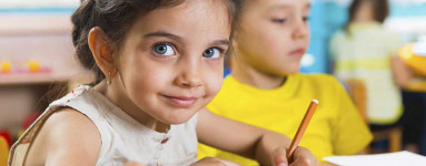 Kako zagotoviti otrokom dovolj hranil za učenje?