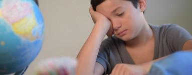 Pomanjkanje energije pri otrocih