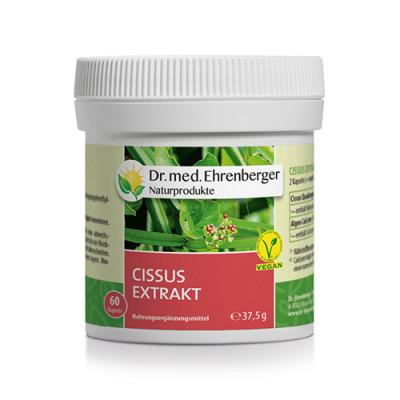Cissus Quadrangularis za podporo kostem