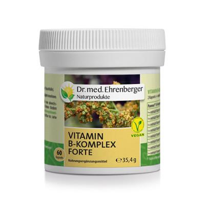 Rastlinski vitamin B kompleks
