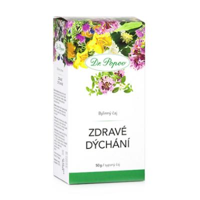Zeliščni čaj za dihalne poti