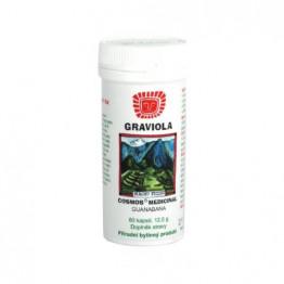 Graviola, 60 kapsul
