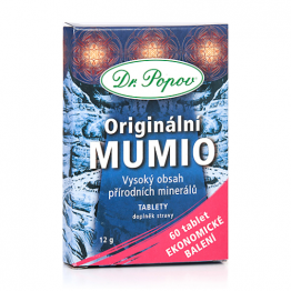 Mumia (Shilajit), 60 tablet