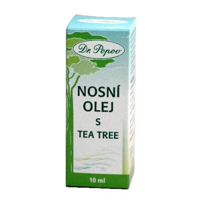 Olje za nos iz čajevca