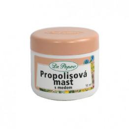 Propolis mazilo z medom, 50 ml