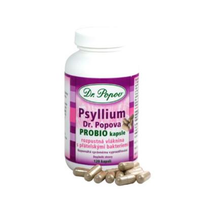 Psilium PROBIO kapsule