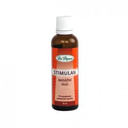 Stimulan olje za lokalno masažo, 50 ml