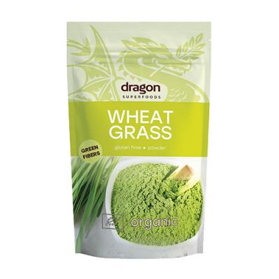 BIO pšenična trava v prahu