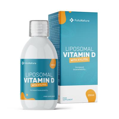 Liposomski D3, 250 ml