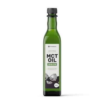 100% kokosovo MCT olje