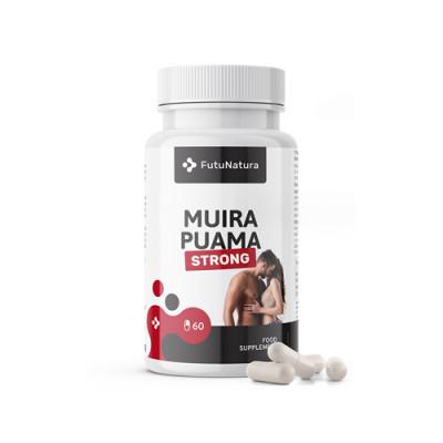 Muira puama - drevo potence