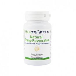 Naravni resveratrol, 60 kapsul