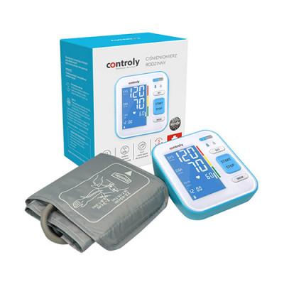 Nadlaktni merilnik krvnega tlaka