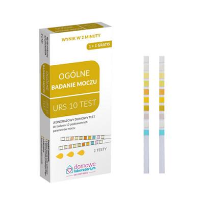 Test urina - 10 parametrov