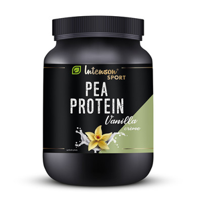 Grahovi proteini z vanilijo