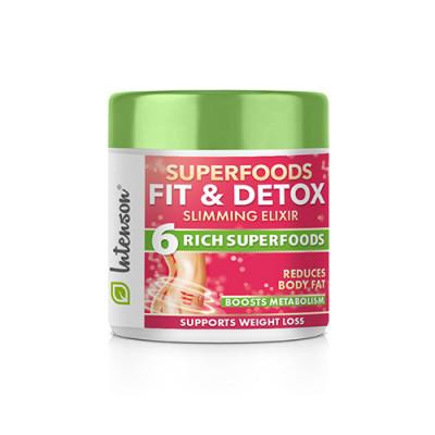 fit in detox hujšanje