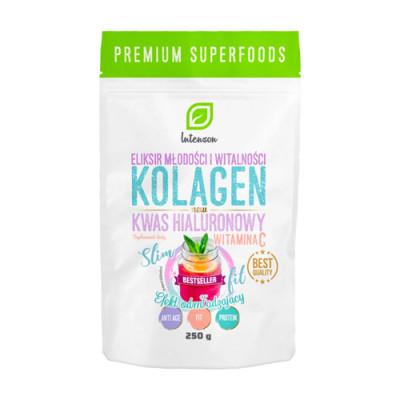 Kolagen + Vitamin C + hialuronska kislina