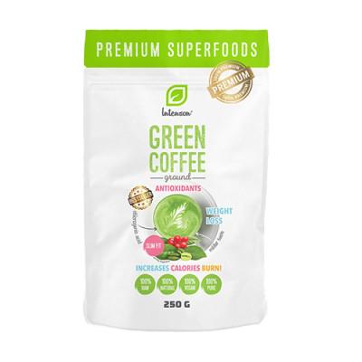 Zelena kava, mleta