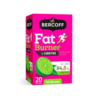 Čaj Fat Burner, L-karnitin, 30 g