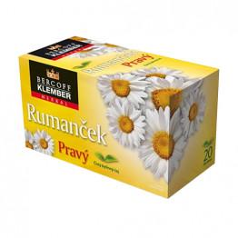 Čaj iz kamilice, 20x1,5 g