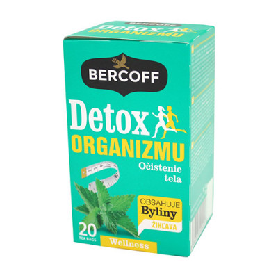 Čaj za detox – razstrupljanje