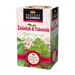 Želodec in prebava, čaj, 20x1,5 g