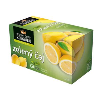 Zeleni čaj limona