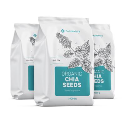 Komplet BIO Chia semen
