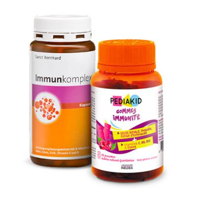 imunska odpornost za otroke in odrasle