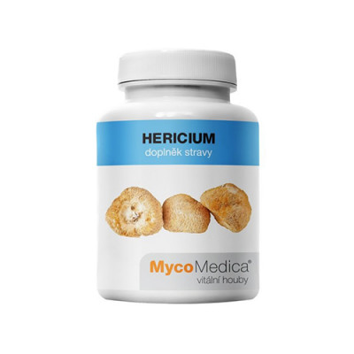 Hericium medicinska goba