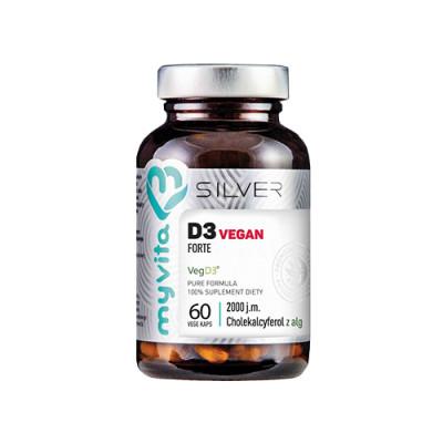 Veganski vitamin D3 Forte
