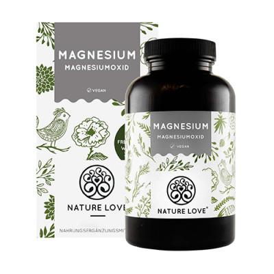 Magnezijev oksid kapsule