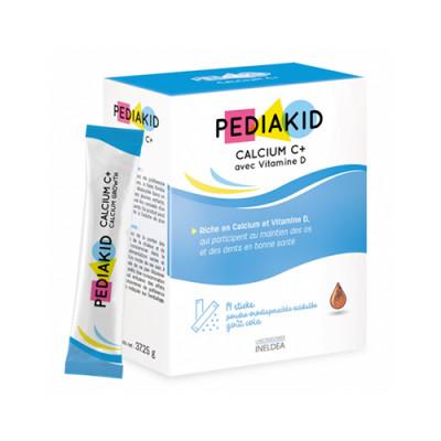 Kalcij + vitamin D3 za otroke