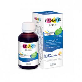 Omega 3 in holin, sirup za otroke, 125 ml
