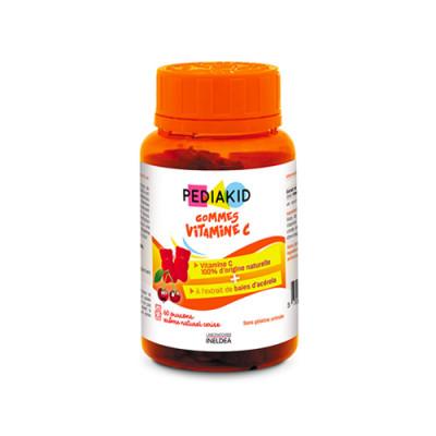 Vitamin C za otroke, 60 gumi medvedkov