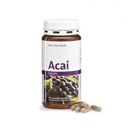 Acai jagode 500 mg, 180 kapsul