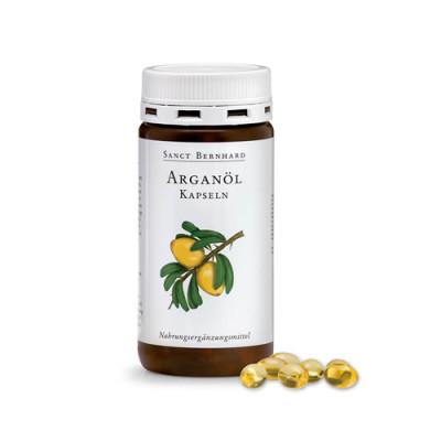 Arganovo olje v kapsulah